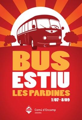 Encamp posa en marxa un bus a Les Pardines per aquest estiu