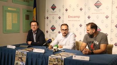 Encamp presenta el Campionat d'Europa de la Spartan Race