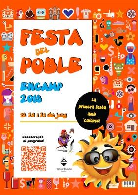 Encamp presenta els actes de la Festa del Poble d'Encamp 2015