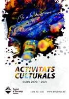 Encamp presenta l'oferta d'activitats culturals pel curs 2020-2021 adaptades a les mesures sanitàries de prevenció de la COVID-19