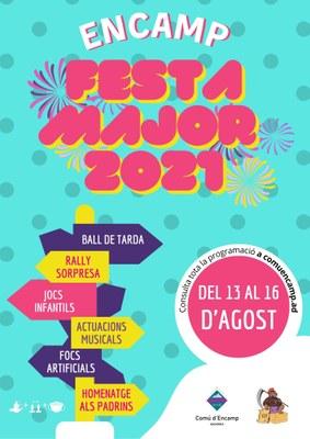 Encamp prioritza les activitats a l'aire lliure i per a totes les edats per la Festa Major