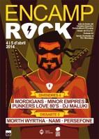 Encamp Rock Festival 2014, música i solidaritat