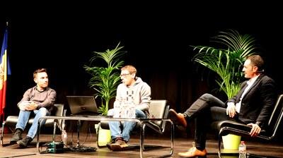 Encamp tanca el cicle de conferències 2018 amb Joaquim 'Purito' Rodríguez i Àngel Edo