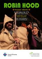 """Entrades a la venda pel musical familiar """"Robin Hood"""""""