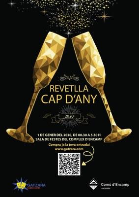 Entrades a la venda per a la revetlla de Cap d'Any a Encamp