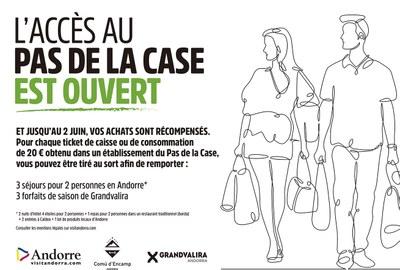 Es posa en marxa una campanya per atraure turistes francesos al Pas de la Casa