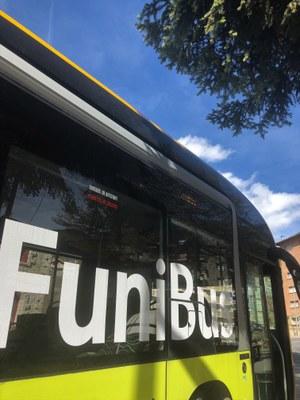 Es reprèn  el servei de Funibus pel centre i es manté una hora d'estacionament gratuït als aparcaments de Sant Miquel i del Prat de l'Areny