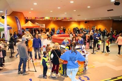 Èxit d'afluència al Saló de la Infància i de la Joventut d'Andorra