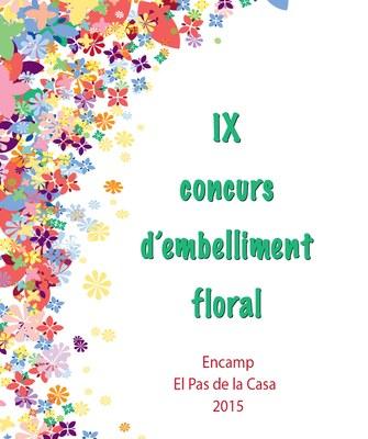 IX concurs d'embelliment floral