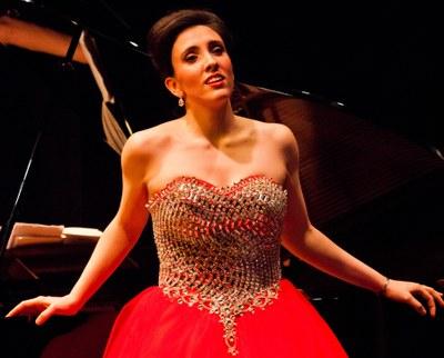 Jonaina Salvador i David Sanz porten 'Falla de Lorca' a Les Bons d'Encamp