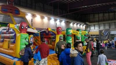 L'afluència al 27è Saló de la Infància i la Joventut creix prop d'un 3,5% i assoleix 7.244 visites
