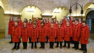 L'església del Pas de la Casa acollirà dissabte un concert del Cor dels Petits Cantors d'Andorra
