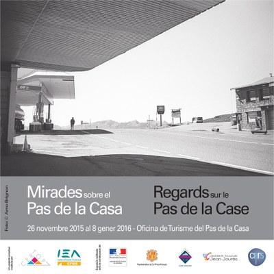 """L'exposició """"Mirades sobre el Pas de la Casa, entre fotografia i sociologia"""" s'instal·larà al Pas de la Casa"""