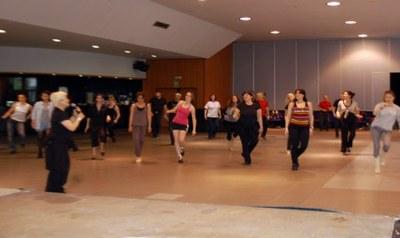 L'associació Bela participa en el campionat d'Europa Internacional de la World Country Dance Federation