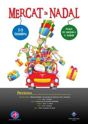 L'associació d'Empreses d'Encamp organitza el primer Mercat de Nadal