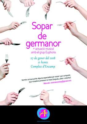 L'Associació d'Empreses d'Encamp organitza un sopar de germanor