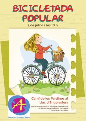 L'Associació d'Empreses d'Encamp us convida a una bicicletada popular per Les Pardines