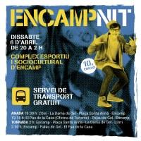 L'Encamp Nit arriba aquest dissabte a la seva desena edició