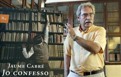 L'escriptor Jaume Cabré presentarà a Encamp la seva darrera novel·la 'Jo confesso'
