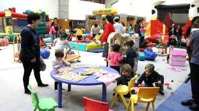 La 26a edició del Saló de la Infància i de la Joventut d'Andorra tanca les seves portes amb un lleuger increment de visitants