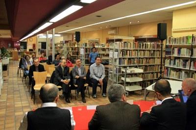 La Biblioteca Comunal d'Encamp acull una xerrada sobre la situació del català a l'Alguer