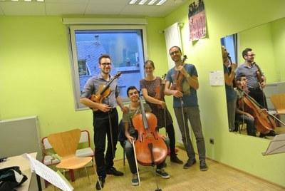 La biblioteca d'Encamp acollirà un concert de Música de Cambra