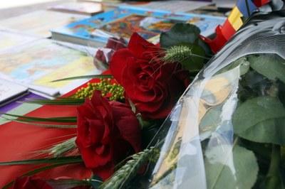La parròquia d'Encamp celebra la Diada de Sant Jordi