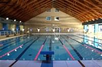 La piscina del centre esportiu tancarà parcialment l'accés al públic per acollir dues competicions esportives durant els pròxims dies