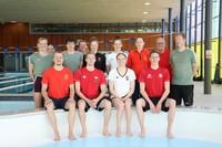 Presentació selecció alemanya de natació