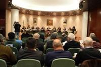 La sessió de Comú debat sobre el model de competències i transferències i la forma de negociar-les