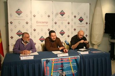 La XX edició del Meeting Internacional de Natació se celebrarà el 27 d'abril amb uns 275 nedadors