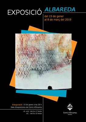 Les pintures d'Aleix Albareda inauguren la programació de la sala d'exposicions del comú d'Encamp d'aquest 2019