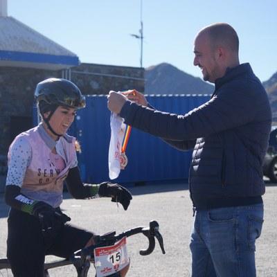 Lídia Puyals i Miguel Martínez guanyen la primera edició de La OTSO Crono 25K d'Encamp al Port d'Envalira