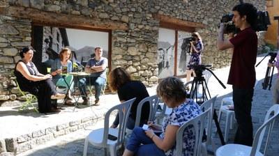 Música, llum i patrimoni, els ingredients de l'estiu a la parròquia d'Encamp