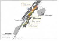 Noves afectacions per les obres de remodelació de les avingudes de Joan Martí i de François Mitterrand i del carrer Major d'Encamp