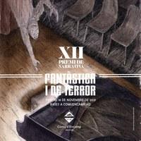 Oberta la convocatòria al XII Premi de narrativa fantàstica i de terror d'Encamp