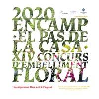 Oberta la convocatòria per participar en el XIV Concurs d'embelliment floral de la parròquia d'Encamp