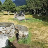 Totes les zones de berenadors i barbacoes de la parròquia estan obertes