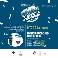Otso Travessa d'Encamp 2020. 37a edició