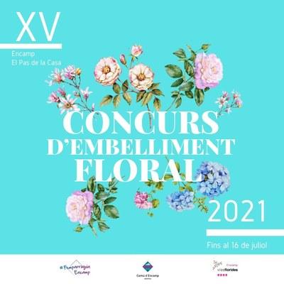 Obertes les inscripcions per al XV concurs d'embelliment floral de la parròquia d'Encamp fins al 16 de juliol