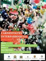 Obertes les inscripcions per participar en el Carnaval interparroquial de la gent gran