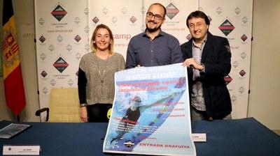 Rècord d'inscrits al 25è Míting internacional de natació d'Encamp
