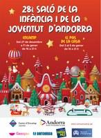 Saló de la Infància i de la Joventut d'Andorra a Encamp i al Pas de la Casa