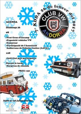 Setena KDDA del Club VW d'Andorra