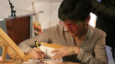 Susana Ginesta presenta les històries de set emprenedors en el seu nou llibre