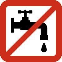 Tall puntual del subministrament d'aigua dimarts 9 de juny