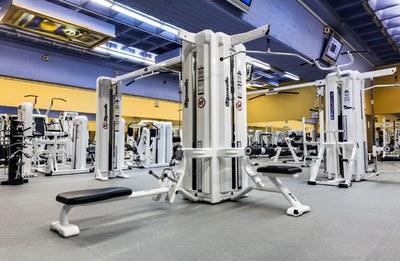 Tancament per manteniment de la sala de musculació del Complex Esportiu i Sociocultural d'Encamp