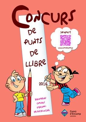 Torna el concurs de punts de llibre de les biblioteques comunals
