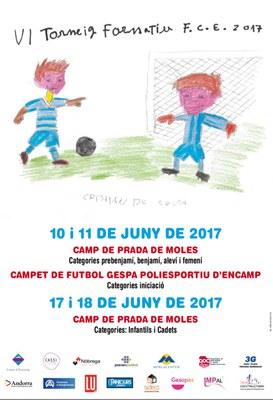 Torna el futbol de base a Encamp amb el VI Torneig futbol base del FC Encamp