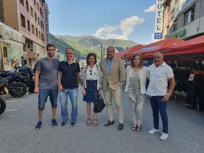 Tret de sortida a l'edició de La Braderie més participada dels darrers anys